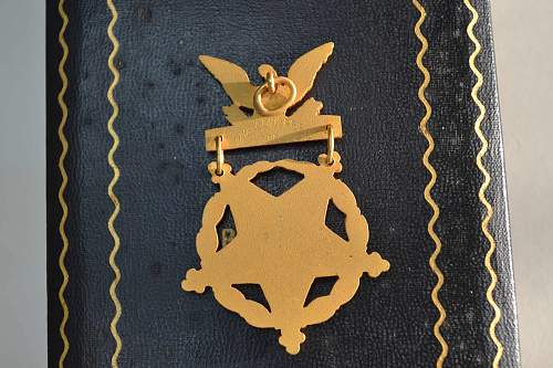 Just added this little thing to my collection: Medal Of Honor