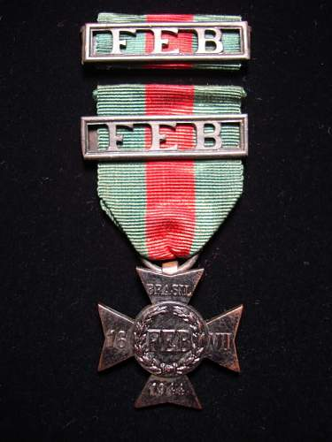 Brazilian Expeditionary Force - Italy Campaign Medal