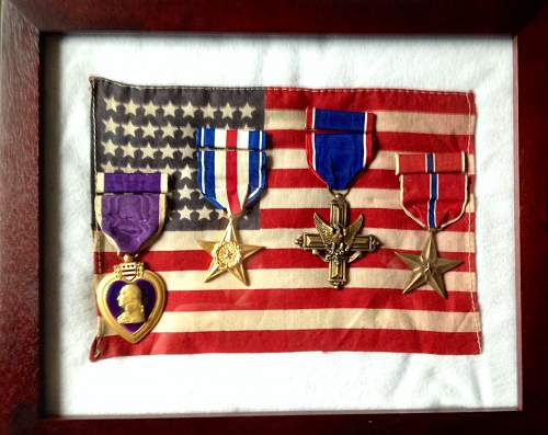 Distinguished Service Cross for Review
