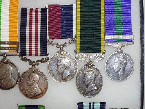 Military Medal to a Royal Engineer