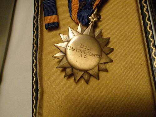 New Old Stock Purple Hearts Awarded in the Present, Internet Article