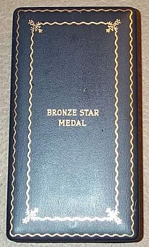 US Bronze Star