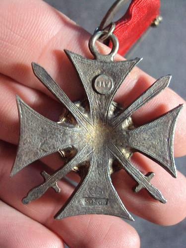 Ww1 french medal ???