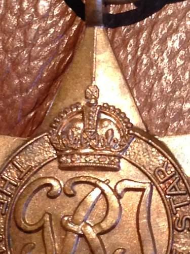 Air Crew Europe Medal??