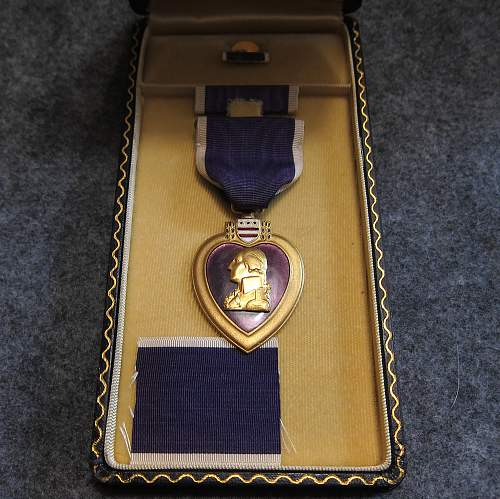 Purple Heart - Serial 453287