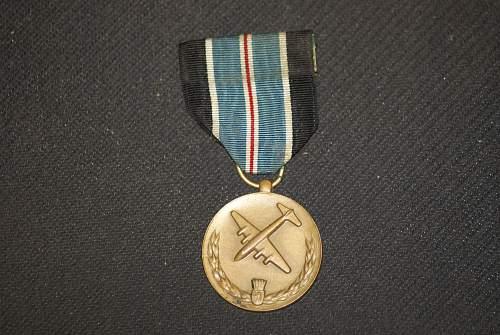 Berlin Airlift Medal