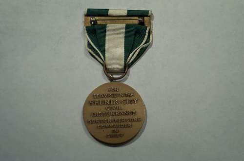 Click image for larger version.  Name:Phenix City Campaign Medal 2.jpg Views:196 Size:32.0 KB ID:81932