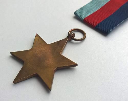 British - The 1939-1945 Star