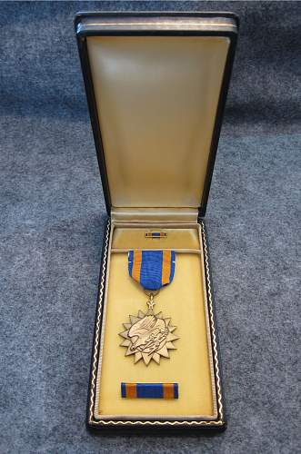 US Air Medal for review