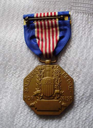 US 'Soldier's Medal'