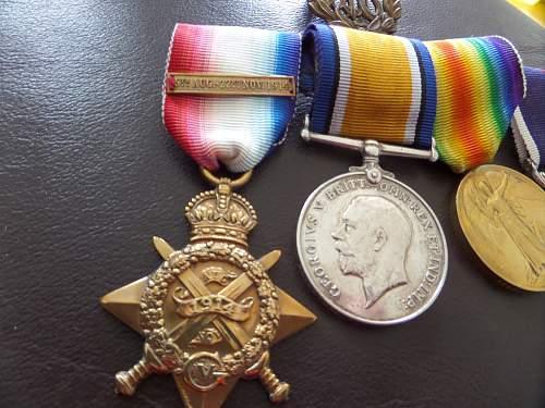 RFC Medal group