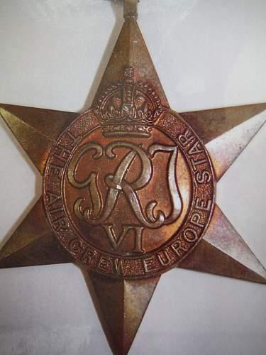 Air Crew Europe Medal Real or Fake???