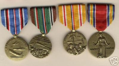 I hope these US Medals are real?