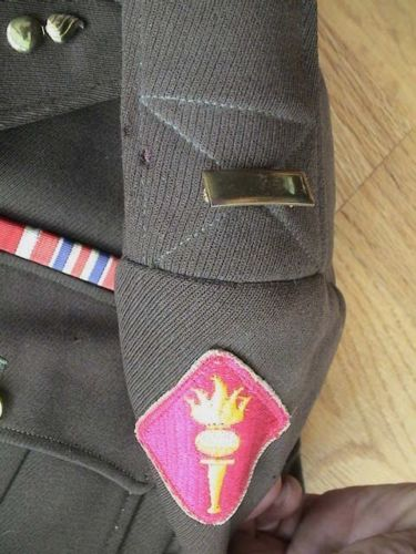 US WWII / Korea Ribbon bar ident assistance request