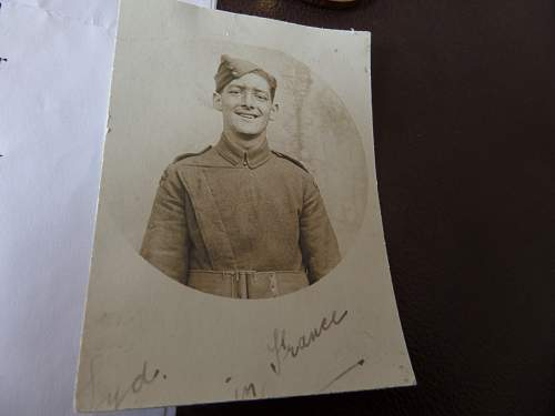 ww1 British RAF pair help needed with research