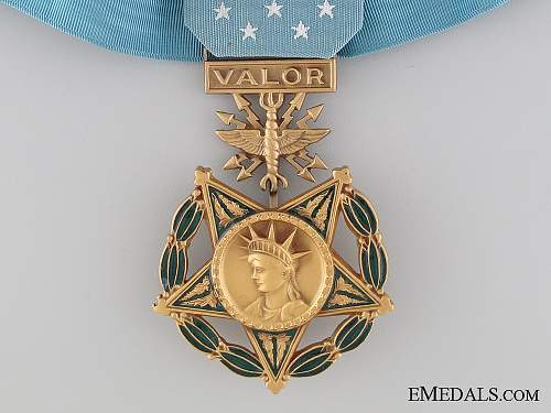 An American Air Force Medal of Honor