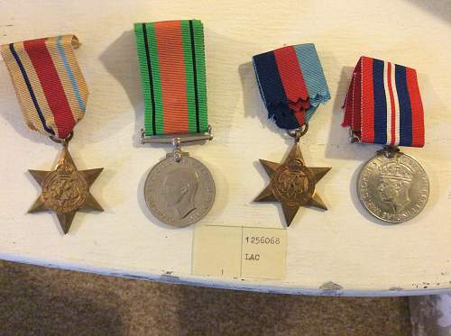Family medals