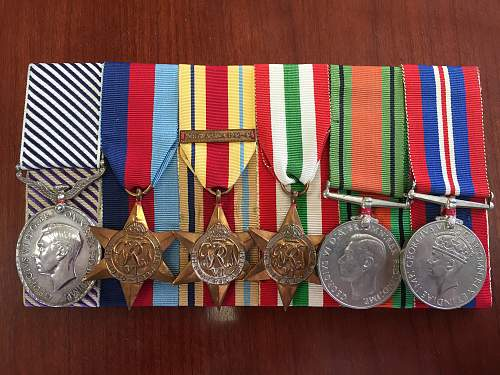 My medal acquisitions this year Pt. 3 RAF DFM