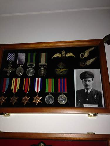 My medal acquisitions this year pt 1. RCAF DFC