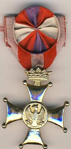 2 unknow medal  help me