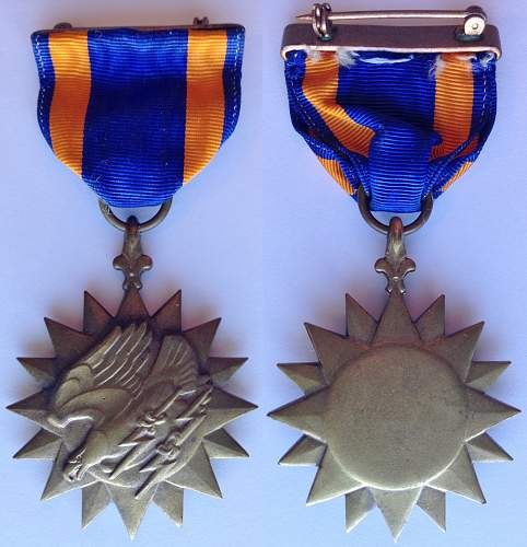 450th Bomb Group - POW Medal Grouping