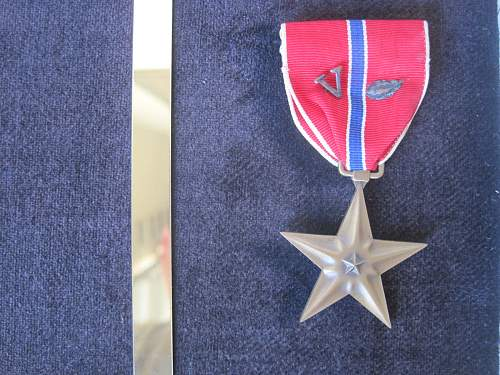 Medal Group with Legion of Merit