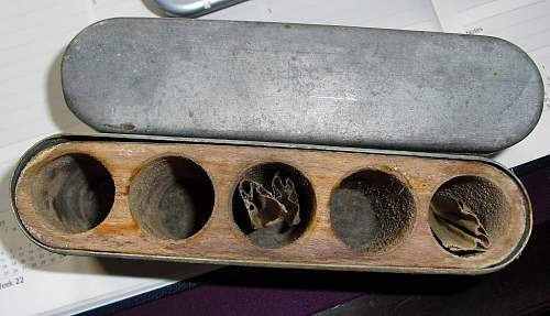 German Fuse container but for what.