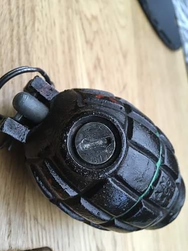 Mills Bomb - No.36?
