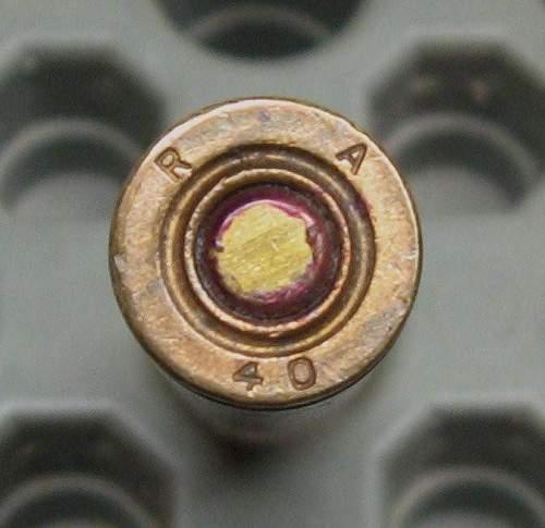 Rifle Casing