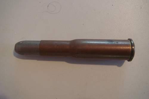 11mm mauser cartridge