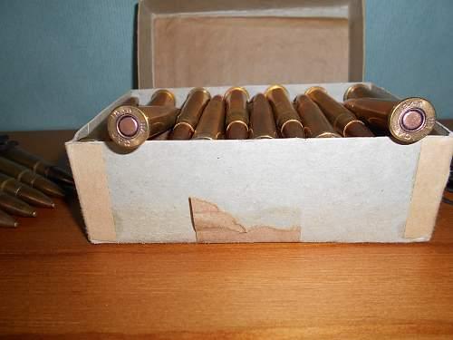 Show your milsurp ammunition!