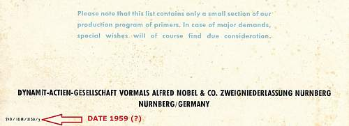 German Ammo help please