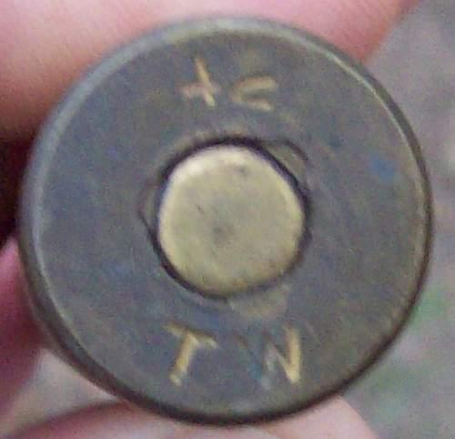 US 50 Cal. 10 round box