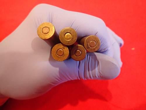 Japanese 6.5 X 50 Cartridge questions please