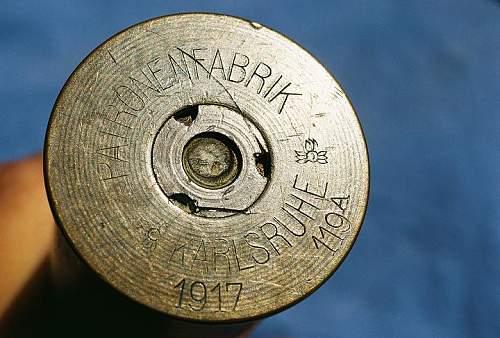 Click image for larger version.  Name:w1 germ patronenfabrik karlshrue 1917  119a   2.jpg Views:2273 Size:75.3 KB ID:139527
