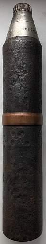 Soviet 45mm (shell & casing)
