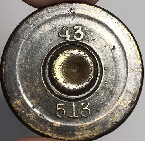20mm SchVAK AP-I round