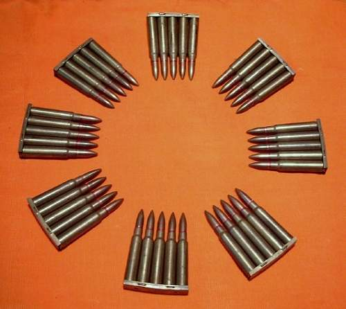 Japanese 7.7mm ammo