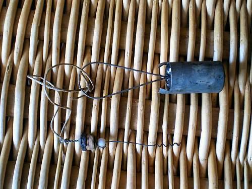 WW1 Stick Grenades