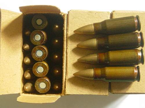 Click image for larger version.  Name:MP44 7.92 Kurz inert ammo.jpg Views:1421 Size:139.5 KB ID:159168