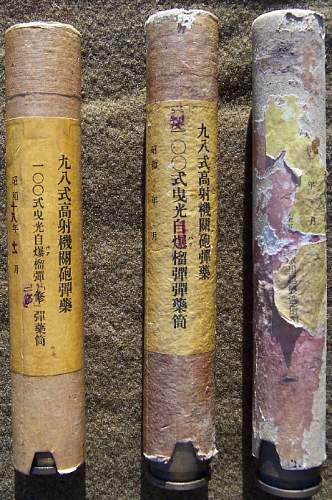 Japanese 20mm Ordnance