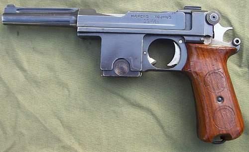 Danish/German Grenade