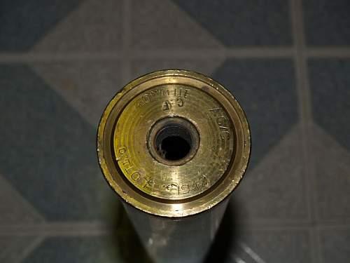 Navy 40mm 'Shell Plant' Charlotte. NC