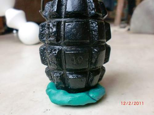 ammo and grenades