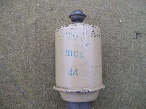 M-43 Stick grenade