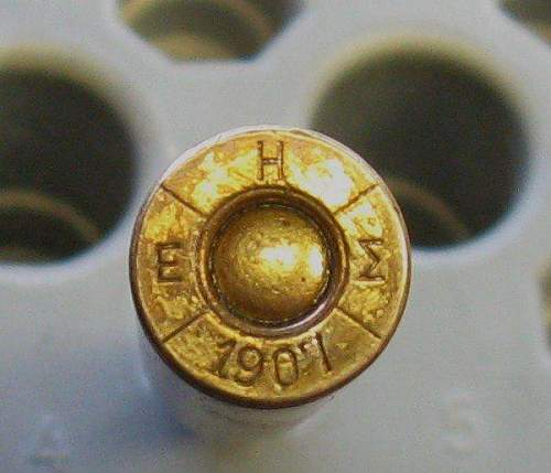 Greek 1903 Ammo
