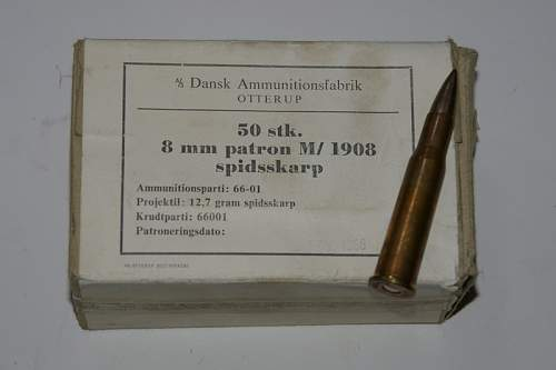 Unidentified german bullet or russian?