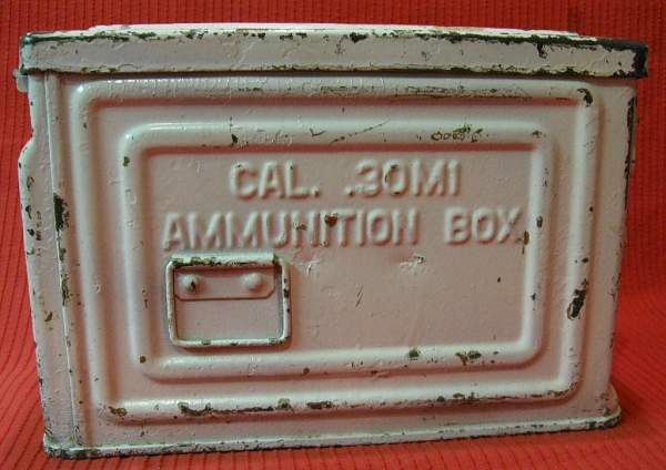 Camo U.S. ammo box ?