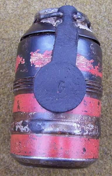 Hungarian M-37 Grenade