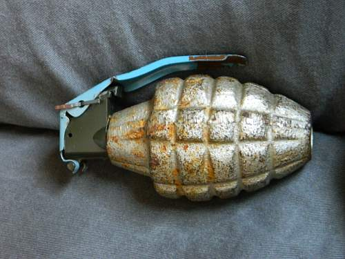 Trying to identify this US grenade
